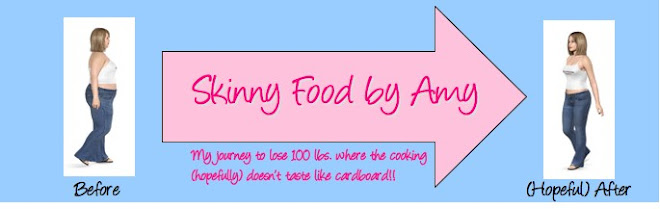 Skinny Food that feels Guilty!