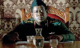 Forrest Whitaker in Last King of Scotland