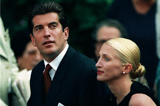 America mourned the loss of John Kennedy Jr., who grew up with America watching and adoring its little 'John-John'