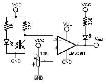 Sensor Proximity Sensor Garis