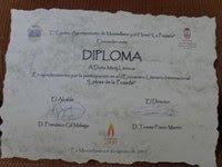"""Primer Encuentro Literario<b>""""Letras de la Posada"""" España</b>"""