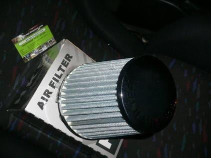 HKS filter kon