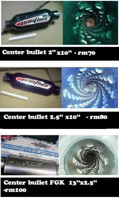 Center bullet