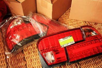 Wira LED tail lamp