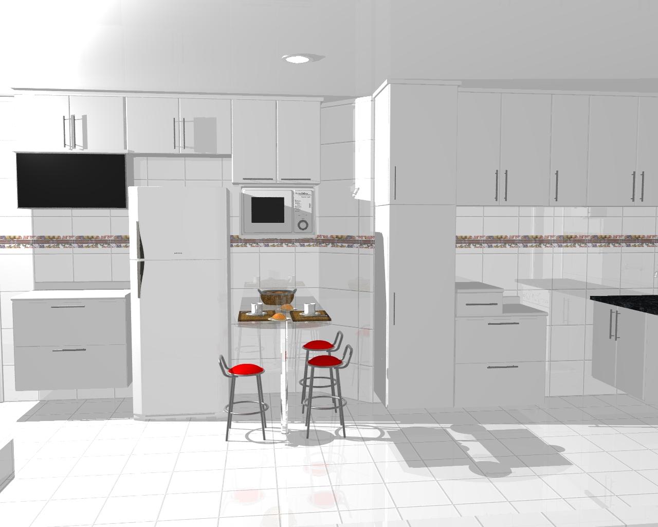 OLHA O MEU APÊ: Polêmicas e nova cozinha da loja A #C50606 1280 1024