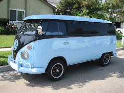 My 1967 VW Van - 2005