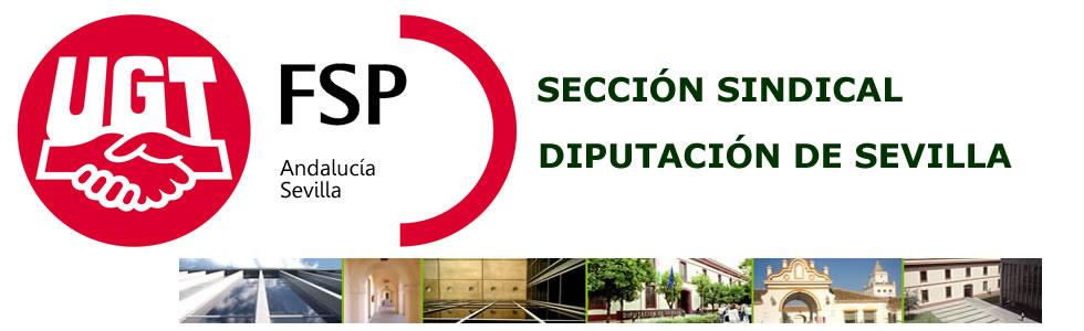 Sección sindical UGT - Diputación de Sevilla