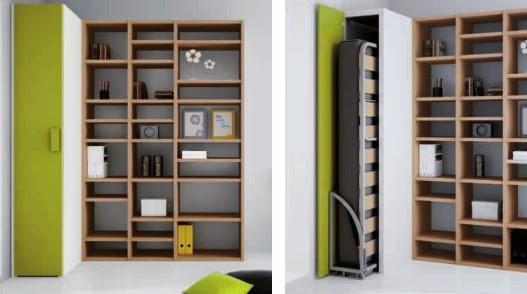 Soluciones para espacios peque os cama escamoteable ideas decoraci n ig - Soluciones para espacios pequenos ...