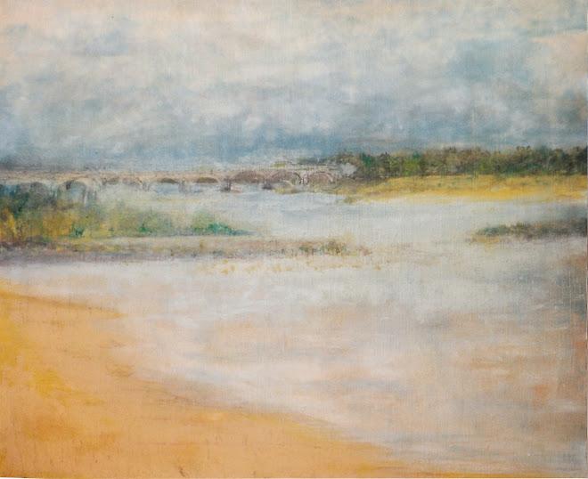 bord de la Loire (ébauche)
