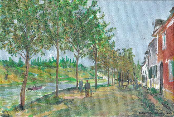 d'après C.Corot