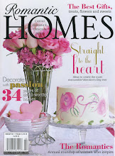 Featured in Romantic Homes February 2011