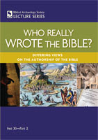 Who Really Wrote the Bible? DVD