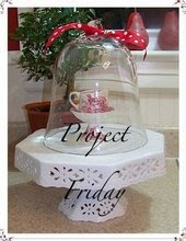 Project Friday at Sugar Plum Cottage