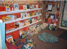 Biblioteca de aula y materiales