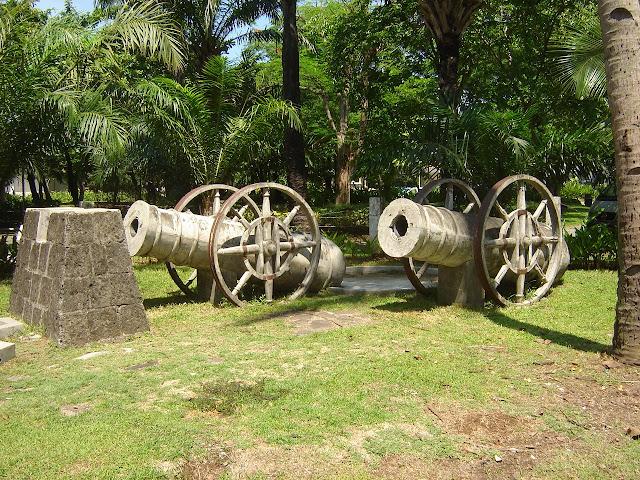 Kawit, Alapan & Binakayan Pavilion