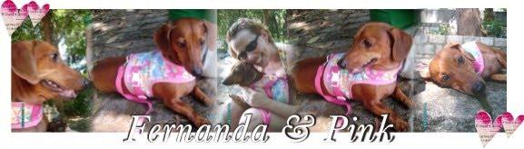 Fernanda e Pink