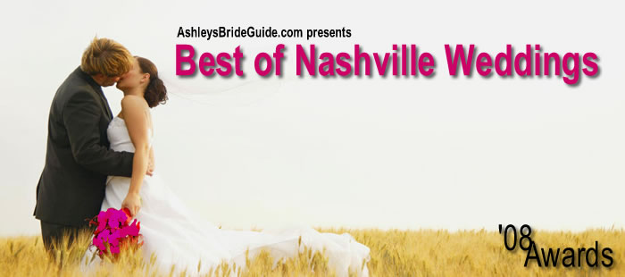 Best of Nashville Wedding Vendors