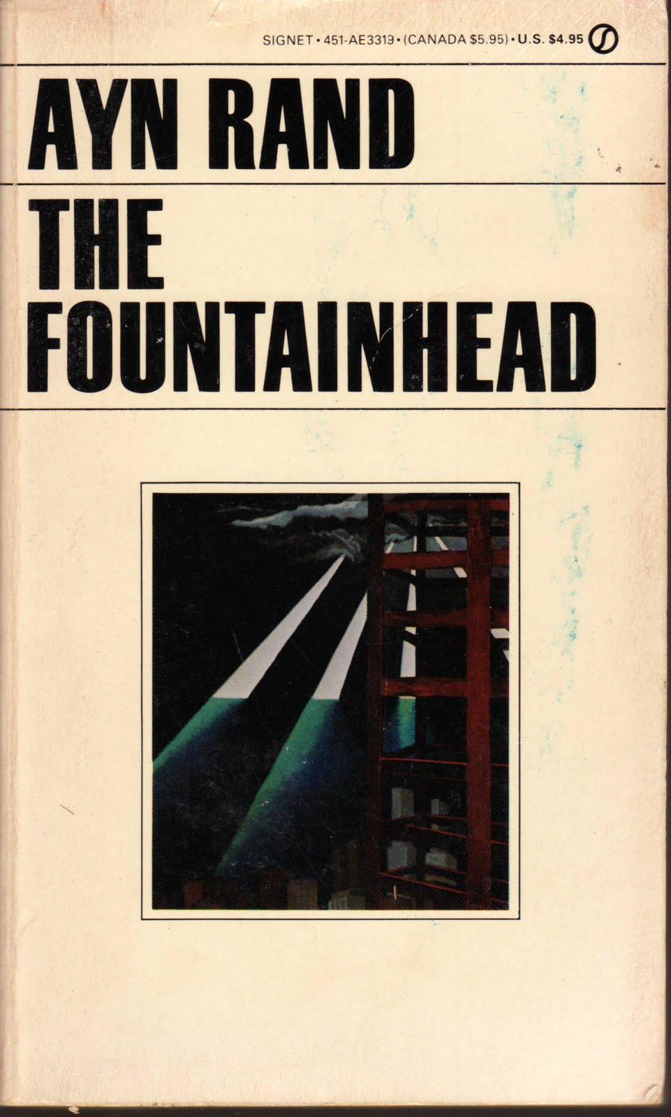 fountainhead essay instructions