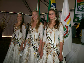 Soberanas: Silvana, Natália e Maiara