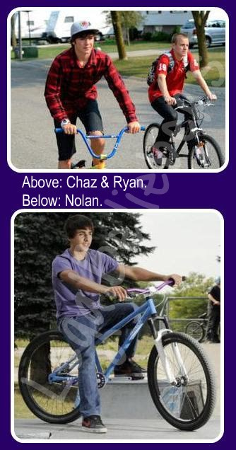 justin bieber playing soccer with ryan butler. Friendship amp; Stardom: Ryan