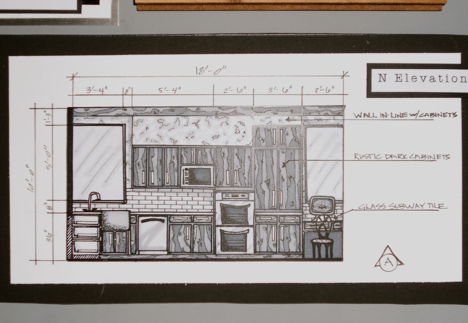 Brandalyn designs starting off the new year w a dream for Dream kitchen floor plans