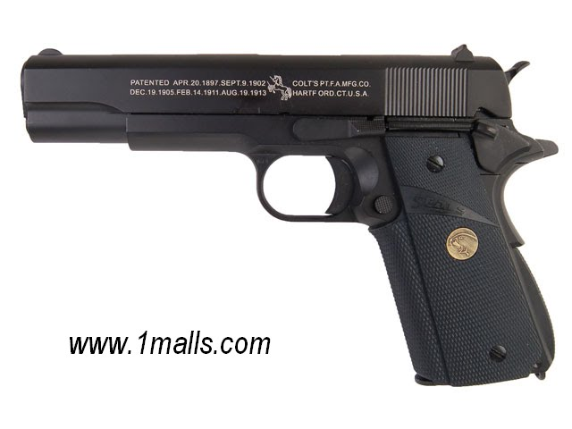  SEALS COLT M1911   2900   MADE IN TAIWAN 