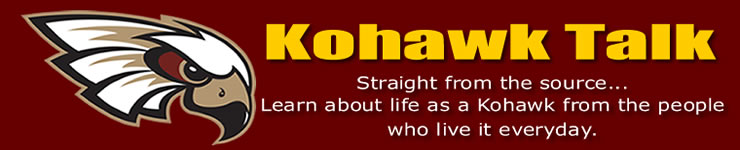 Kohawk Talk