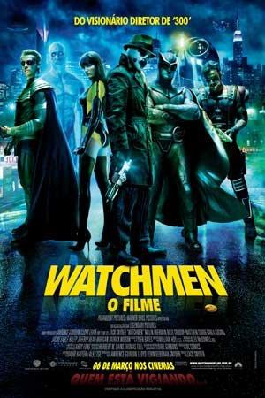 Watchmen: O Filme – Dublado