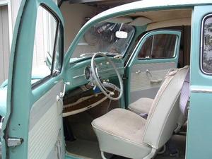 1961 interiors
