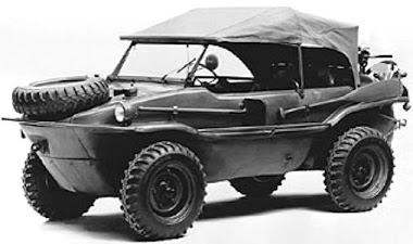 Vehículo militar basado en el VW Beetle