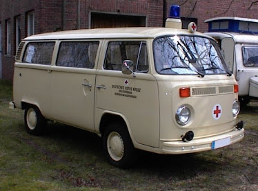 Kombi Ambulance