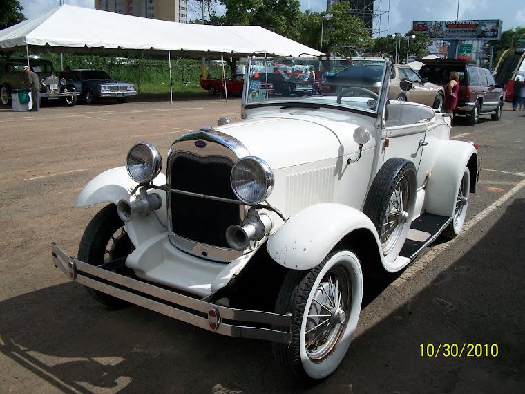 Modelo Ford 30's