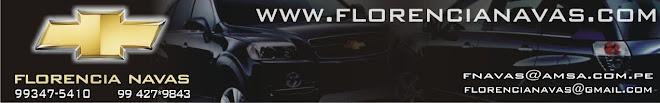 Chevrolet - Florencia Navas