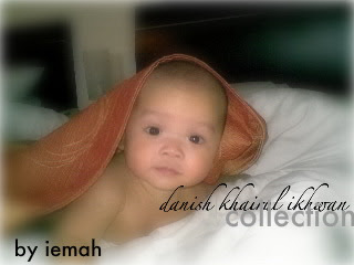 ma family  (◕‿◕♥) danish khairul ikhwan