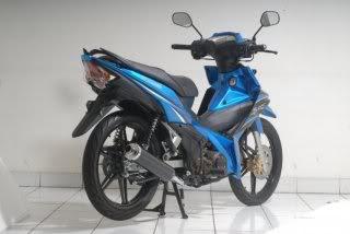 Motor Kawasaki Edge VR & R 2010