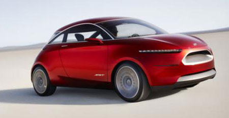 2011 Ford Start Concept pictures