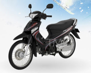 Suzuki Smash Titan 115 cc to Motor Rider
