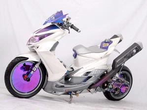 Modif Yamaha Vision