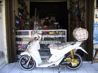 gambar Modifikasi Yamaha mio soul fighter