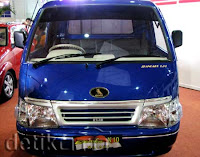 Mobil Pick Up Esemka Zhangaro car 2009 ~ Gambar Foto ...