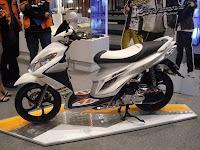 Suzuki Skydrive Dynamatic