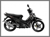 Gambar Modifikasi Motor Bebek Supra x 125 R injection