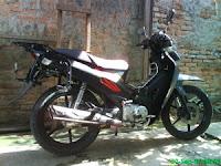 Gambar Modifikasi Honda Kharisma  125 cc