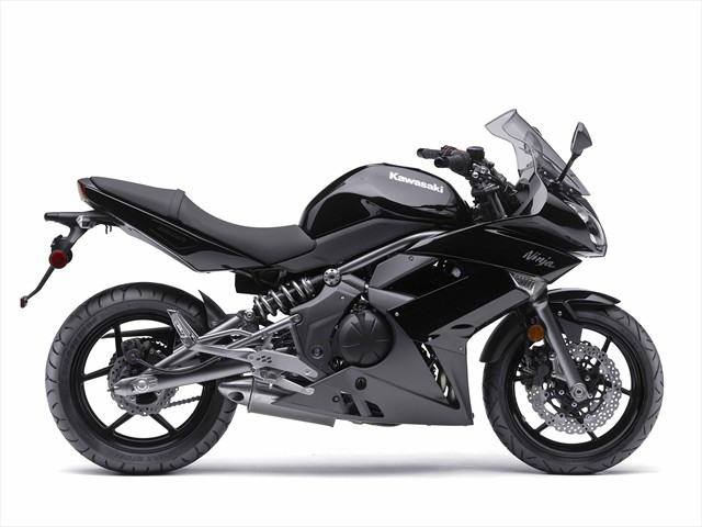 Kawasaki Ninja 650 R Black Edition