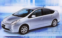 New 2009 Toyota Prius Factory innovation