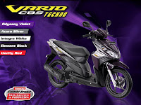 Gambar Modifikasi Honda Vario Techno