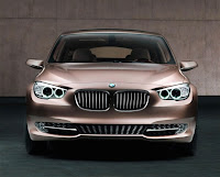New 2010 BMW 5 Series Gran Turismo