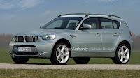 New 2010 BMW X1 concept