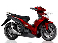 Honda absolute Revo 2009