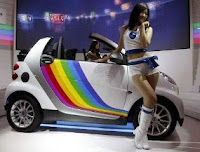 2010 Electricity tiny Smart Car Fortwo Picture